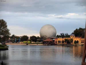 Disney's Epcot Travel Pictures