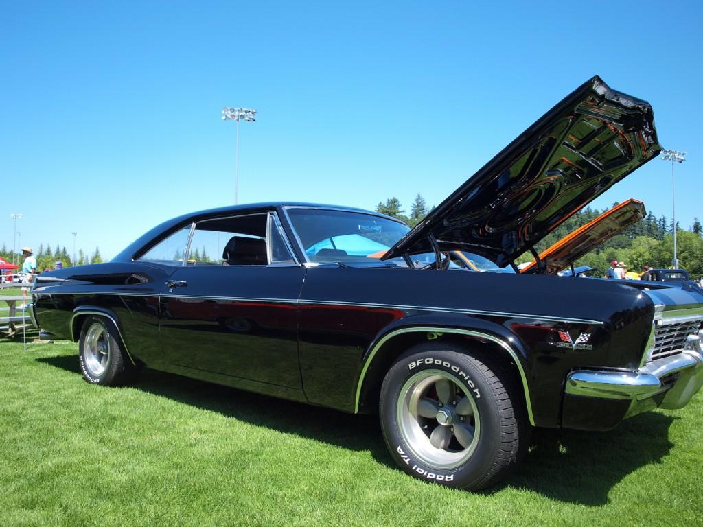 Beaverton Classic Car Show Pictures