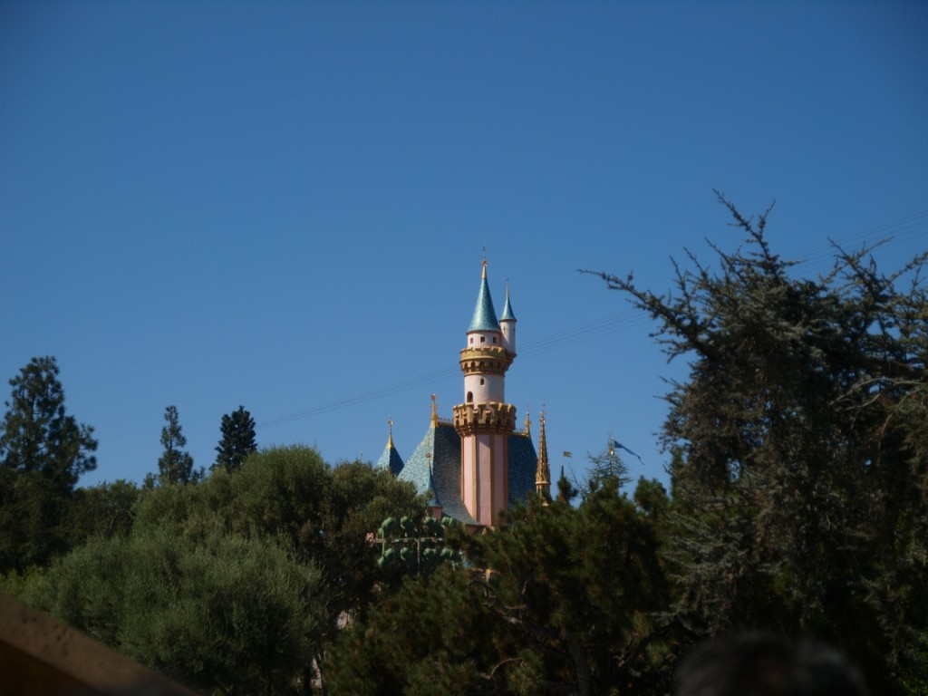 September 2012 Disneyland Trip Pictures