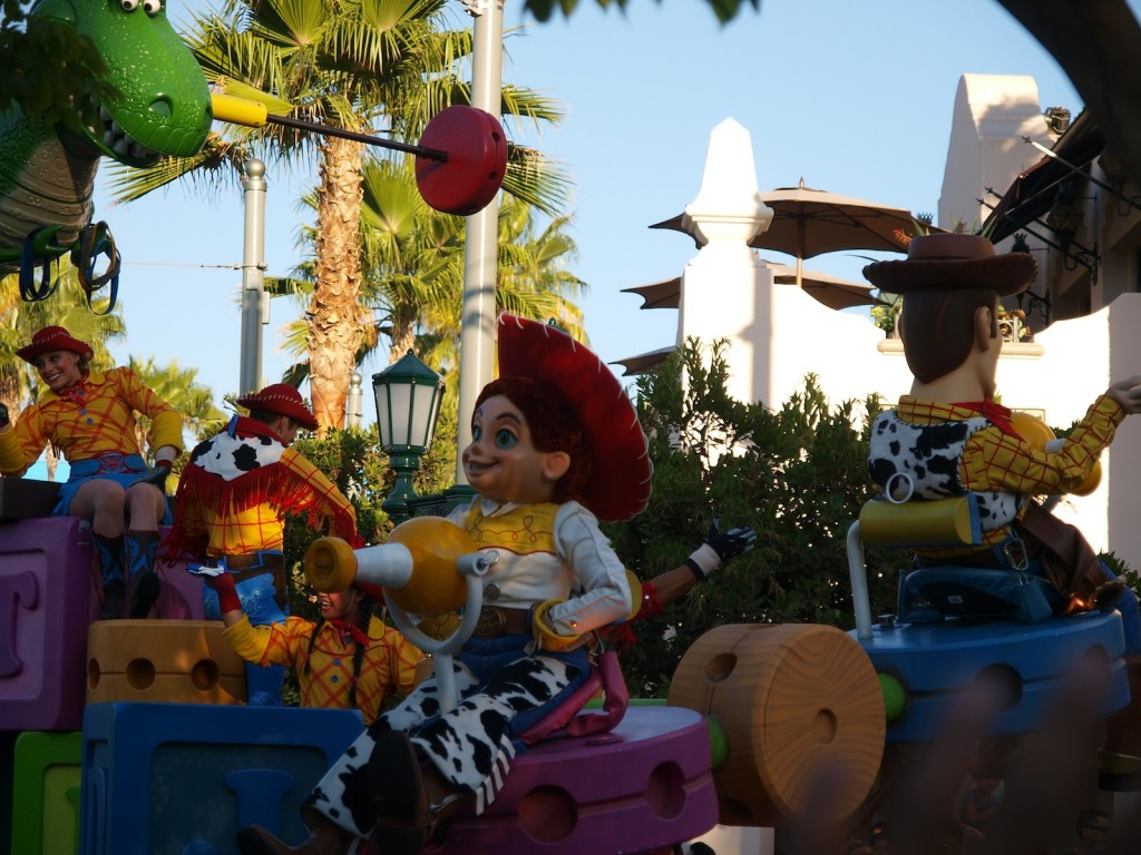 Disney California Adventure Park Travel Pictures