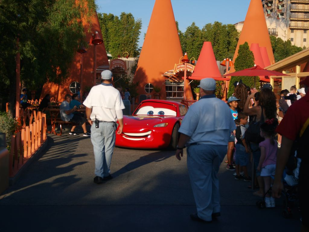 Lightning McQueen, Voiced by Owen Wilson