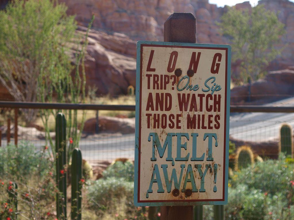 Cars Land at Disney's California Adventures