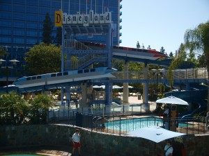 Downtown Disney, Anaheim, California